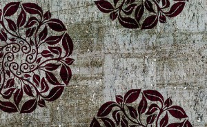 Addington Cork Wallpaper close-up