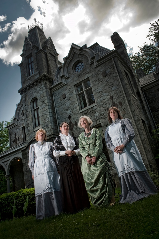 Don't forget, the Ebenezer Maxwell Mansion frequently hosts a wonderful 'Upstairs Downstairs' event, which showcases the challenges and enjoyments of Victorian women across all socio-economic levels.  Actresses portray a Victorian lady and a maid, who guide visitors through the mansion, sharing their stories about life in the Victorian era.