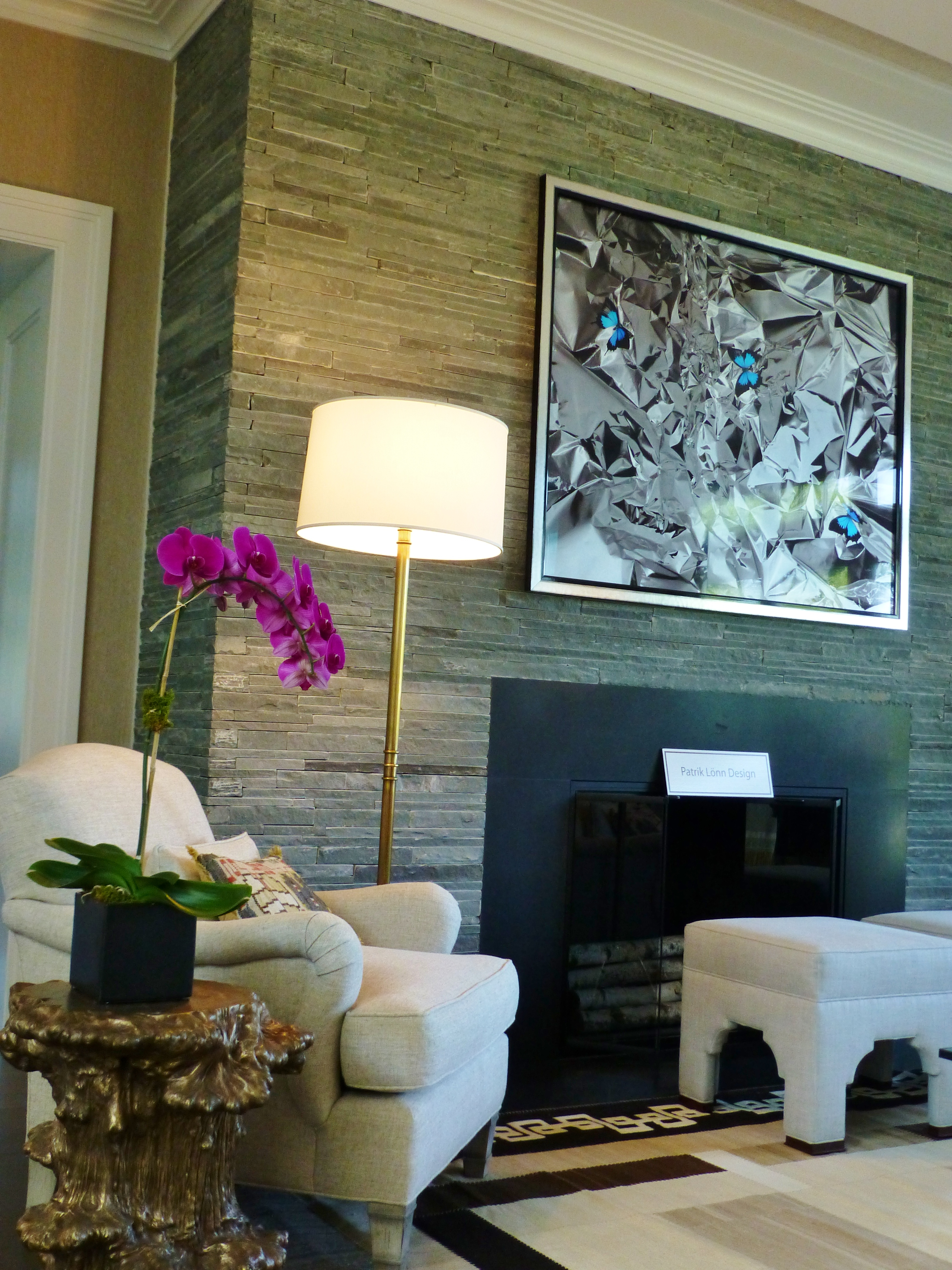 Welcome back to my little tour of the 2014 Hampton Designer Showhouse. In my last post we visited the pool house