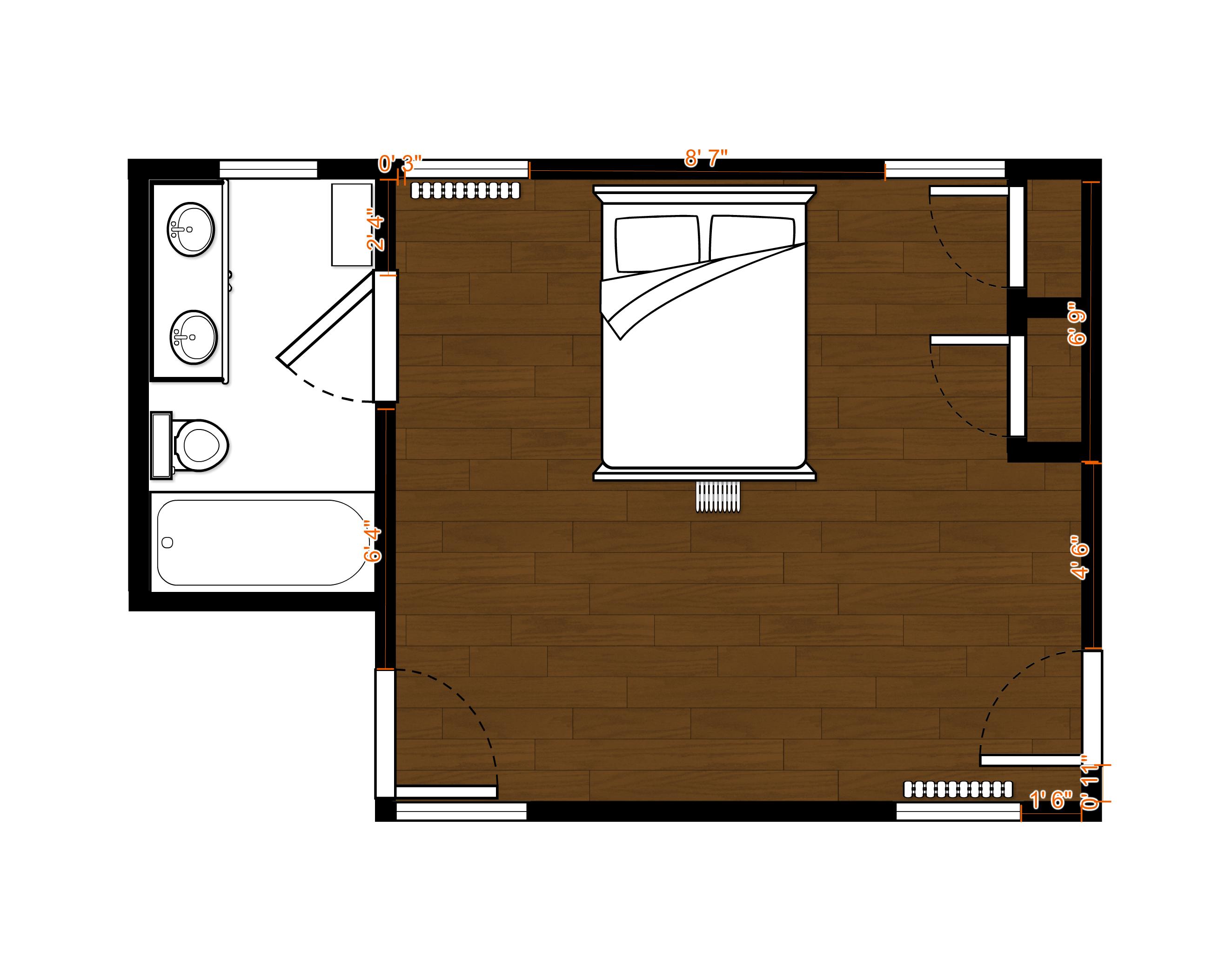 2016 bucks county designer house u0026 garden bedroom the floor plan