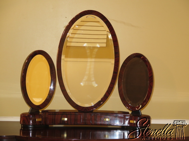 This Jonathan Charles 3 Section mirror has an Art Deco vibe. I love the idea of using it on the vanity in my 2016 Bucks County Designer House bedroom!