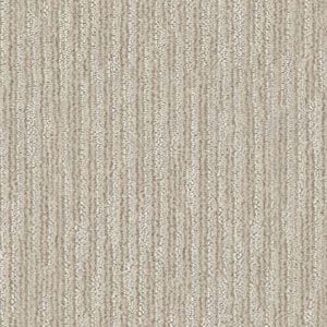 Unfortunately, the product info was missing on the carpet remnant I found, so I don't even have the product info for the rug. This photograph is a Tuftex carpeting called 'Subtle Touch'. It's super similar, and might actually be the exact product I'm using for my 2016 Bucks County Designer House bedroom floor.