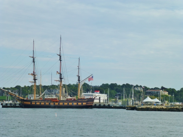 Oliver Hazard Perry Boat