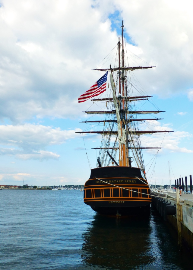 The Oliver Hazard Perry