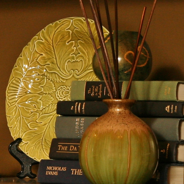 Robinson Interiors Greenery Spring Green Accessories Top 5 New Years Resolutions for Your Home